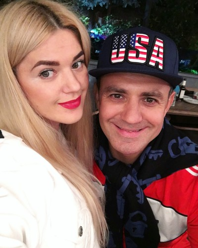Николай Тищенко и Елена Филонова фото