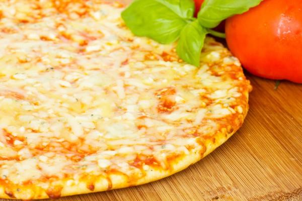 Рецепт                  Пицца Четыре сыра