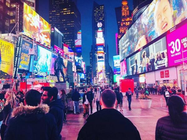 MONATIK в Нью-Йорке фото