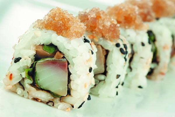Рецепт суши: маки-ролл с норвежской сельдью