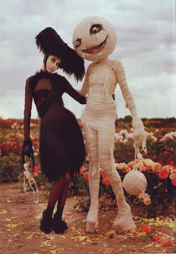 Костюмы на Хэллоуин для пар: персонажи ужастика