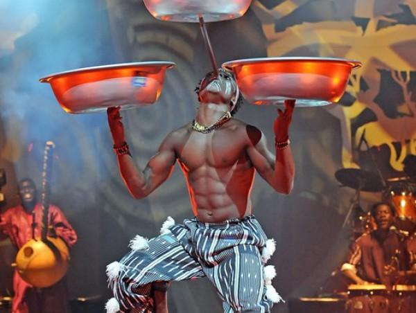 Любимый цирк Жерара Депардье приедет в Киев