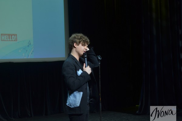 Вячеслав Рыбиков стеснялся петь на украинском языке