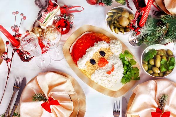 Рождество и новый год рецепты с фото