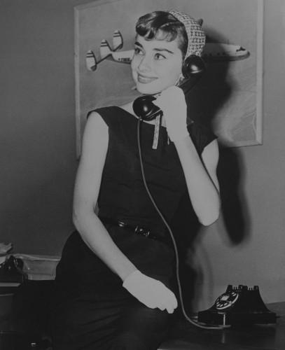 Одри Хепберн фото