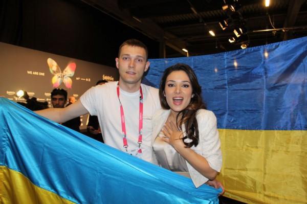 Звезды украинского шоу-бизнеса рассказали, что думают о Евровидении 2013
