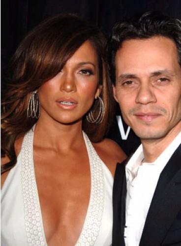 Дженнифер Лопес решила показать фильм о своем разводе с Марком Энтони