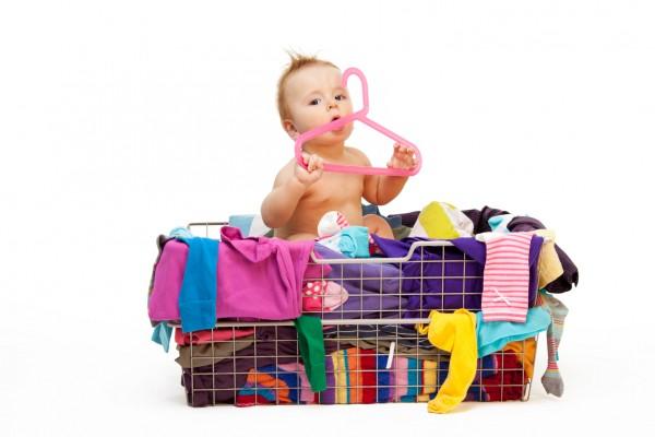 Цвет одежды и активность ребенка