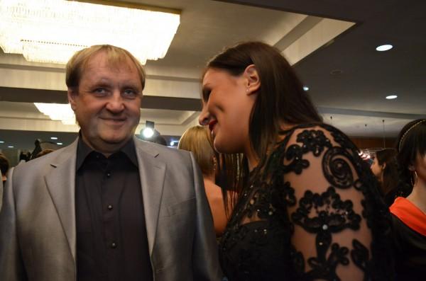 Владимир Бебешко считает, что в Украине нет красоток