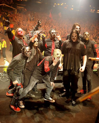 Рок-группа Slipknot