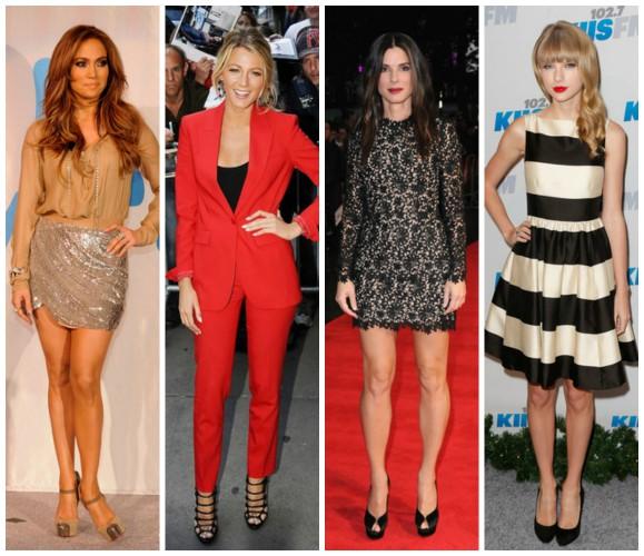 Вечернее платье на Новый год 2015. Независимо от того, какой цвет наряда выбран, он должен смотреться изысканно. Как этого достичь: использовать детали в