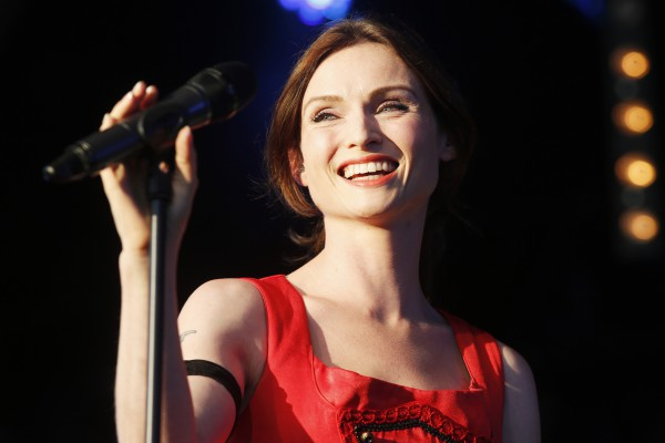 Певица Софи Эллис-Бекстор