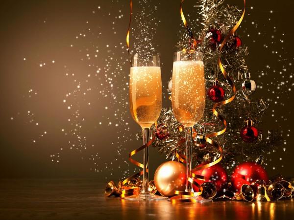 Новогодние поздравления коллегам в