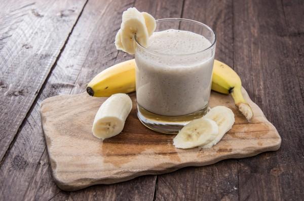 Рецепт                  Молочный коктейль с бананом