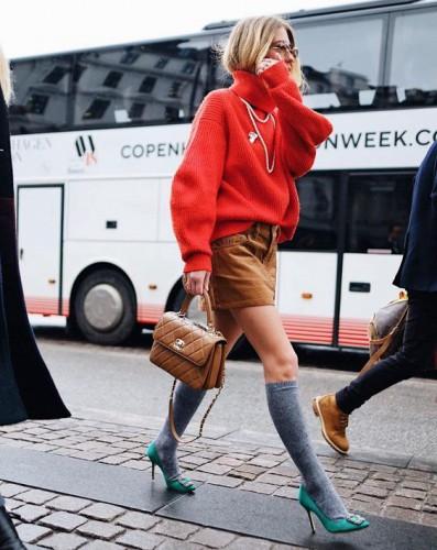 Как носить носки с туфлями и босоножками в 2019