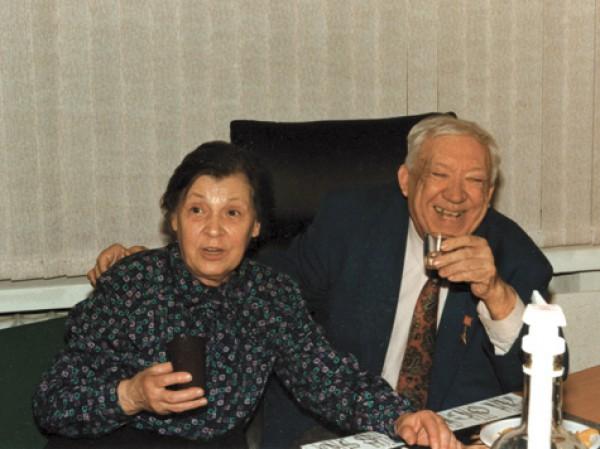 Умерла супруга Юрия Никулина