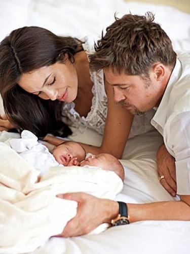 Фотографии с новорожденными были проданы за 14 миллионов долларов