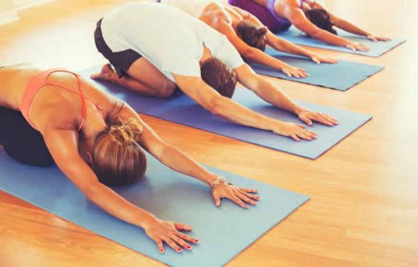Запишись на горячую йогу