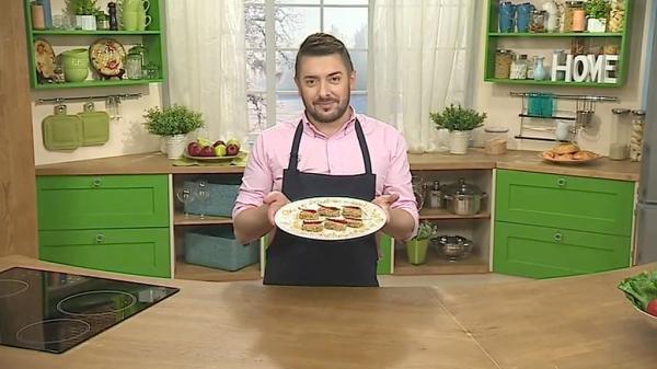 Новогодний рецепт от Алексея Суханова