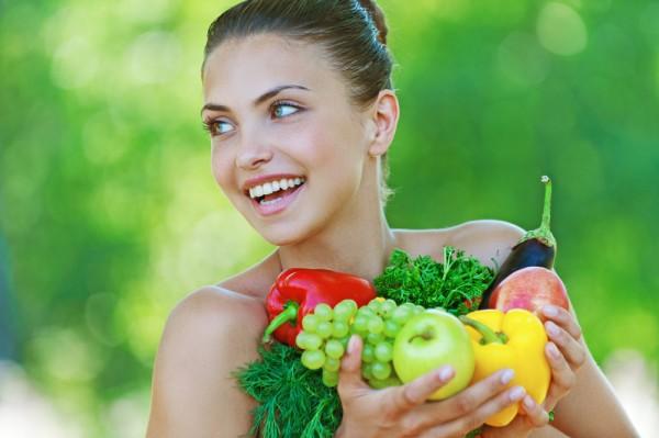 Летом хорошо худеть с помощью фруктов, овощей и ягод