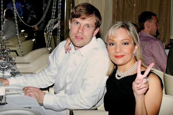 Татьяна Буланова с мужем Вячеславом Радимовым