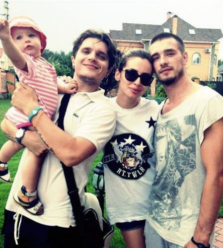 Светлана Лобода поздравила дочку с 1 годиком и 5 месяцами