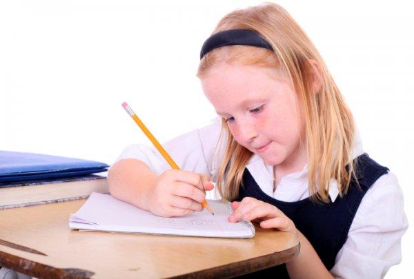 Школьники должны учить уроки, когда их ничто и никто не отвлекает от этого занятия