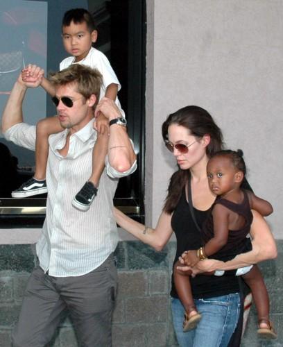 Семейство Джоли-Питт