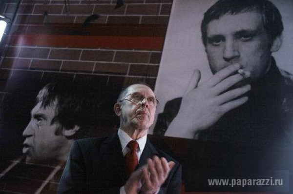 Артист Валерий Золотухин попал в клинику