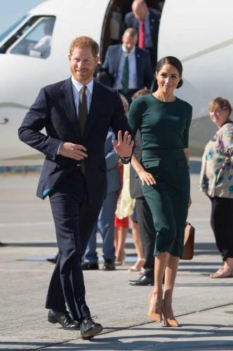 Герцог и герцогиня Сассекские