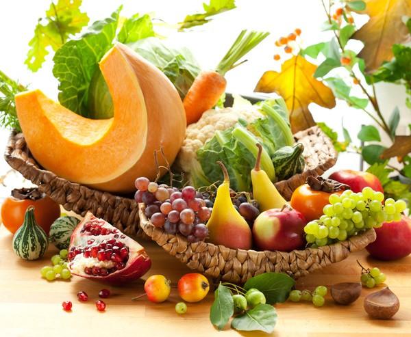 Свежие овощи лучше хранить на балконе