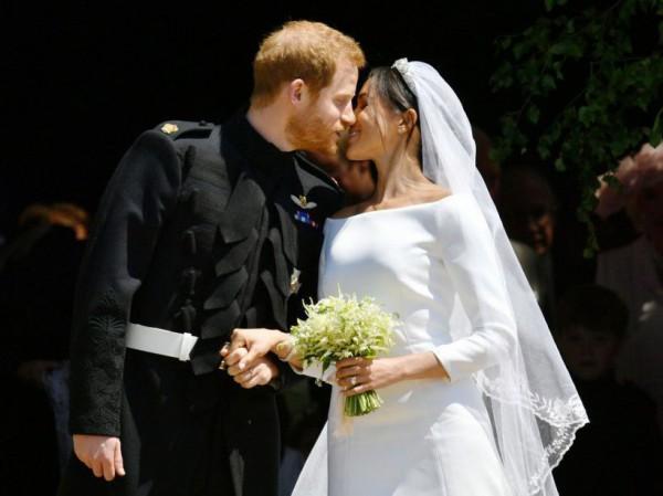 Свадьба принца Гарри и Меган