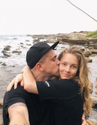 Елена Шоптенко с мужем фото