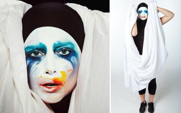 Костюмы на Хэллоуин: Lady Gaga