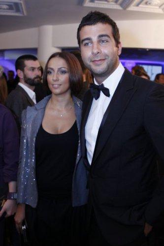 Иван Ургант со своей любимой супругой