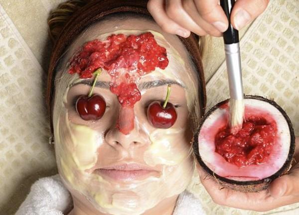 Сладкие маски для лица сделают кожу сияющей и здоровой