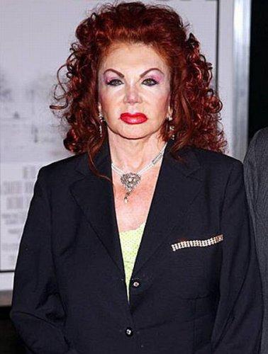 Вот так выглядит мать Сильвестра Сталлоне – Джеки Сталлоне