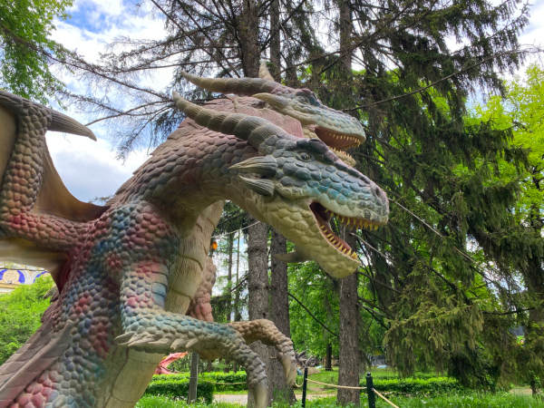 На ВДНГ начал работать уникальный фэнтези-парк под открытым небом