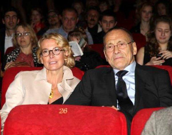 Юлия Высоцкая и Андрей Кончаловский вместе уже 14 лет