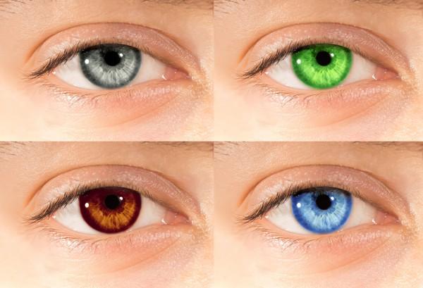 Вредны ли цветные линзы