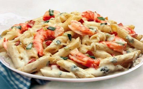 рецепт с фото спагетти с морепродуктами