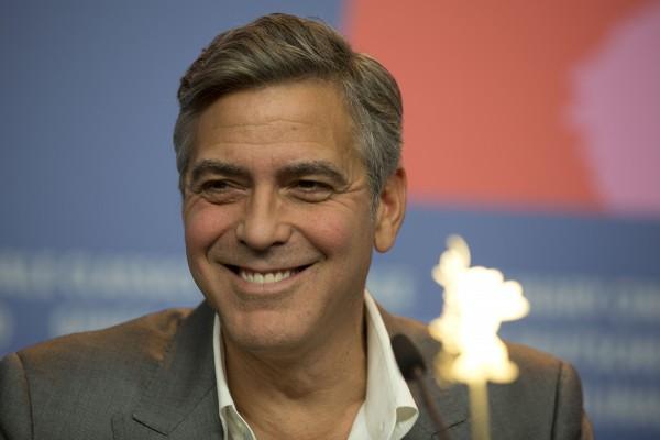 Клуни получит особый Золотой глобус