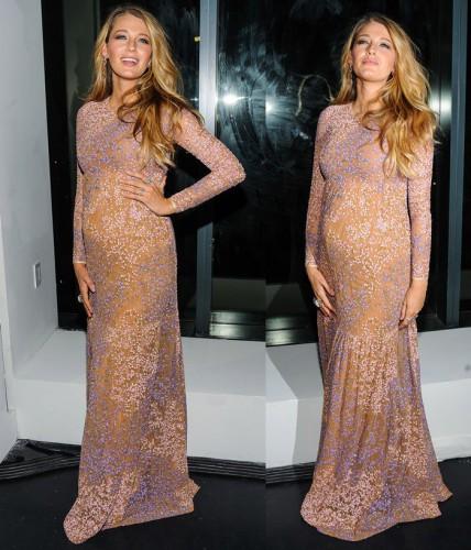Беременные звезды фото платьев