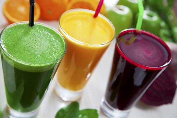 зимние рецепты зеленых коктейлей для похудения