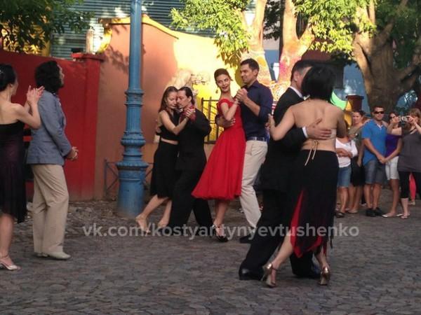 Холостяк 4: Танцы Кости и Олеси