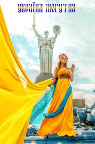 Ольга Сумская снялась в новой фотосессии
