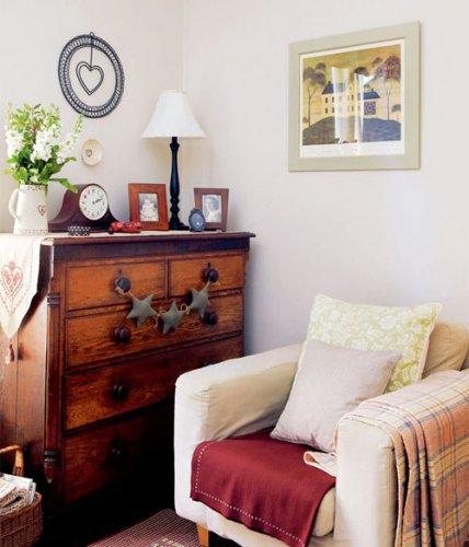 Если ты решила прикупить некоторые предметы мебели на блошином рынке, узнай у продавца их историю. Вполне возможно, что что мебель имеет негативную энергетику, что принесет несчастье в дом (даже если ты считаешь такие высказывания предубеждениями)