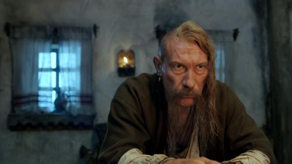 Актер Виктор Бычков: кадр из фильма Вий