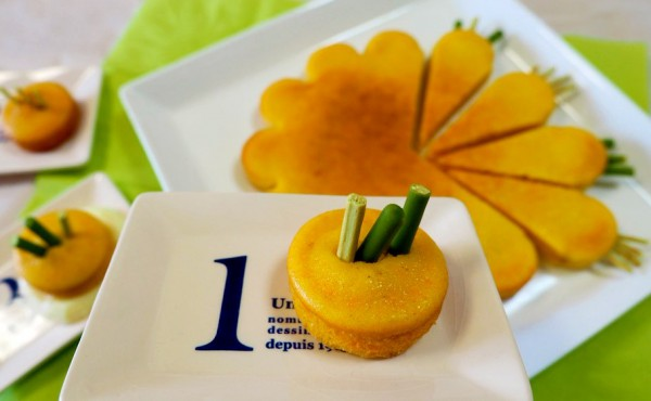 Морковный торт на Пасху