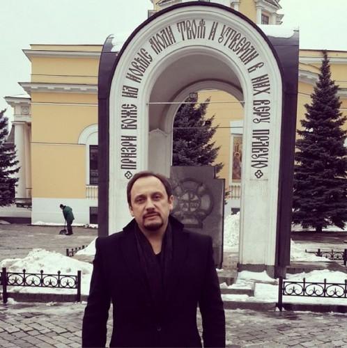 Стас Михайлов зарегистрировался в социальной сети